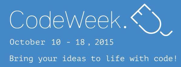 CodeWeekEU 2015