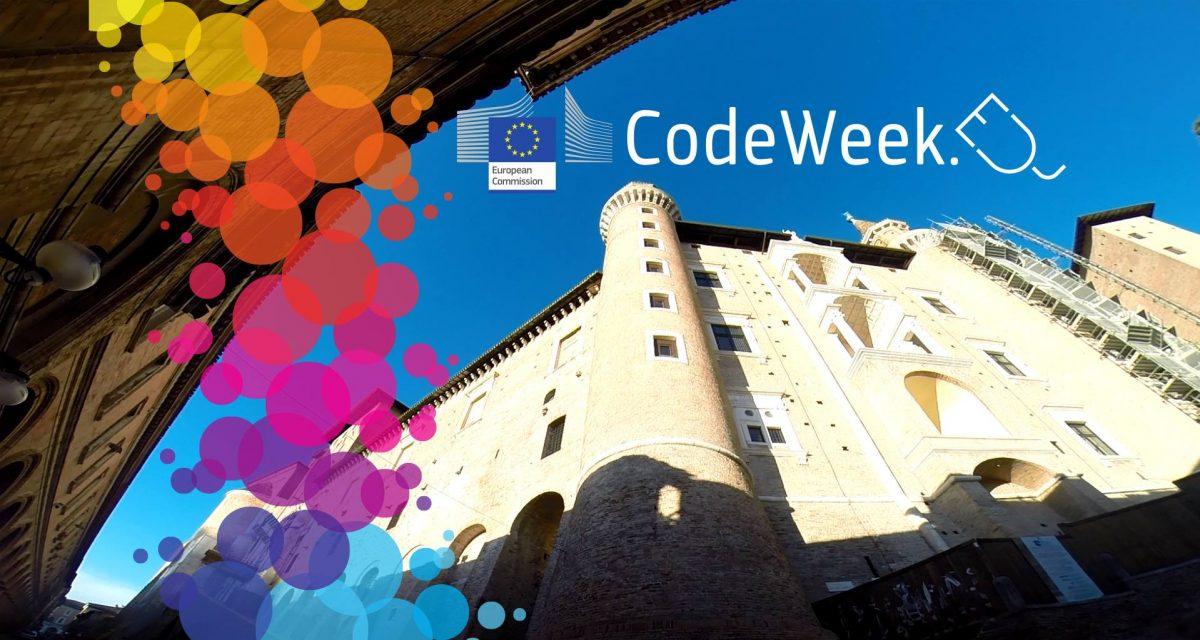 Strano annuncio di CodeWeek 2015