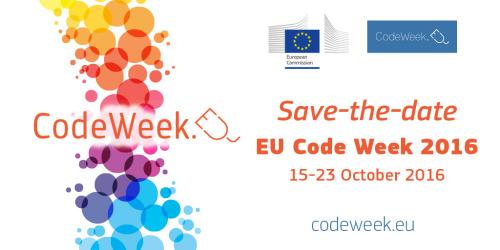 EU Code Week 2016