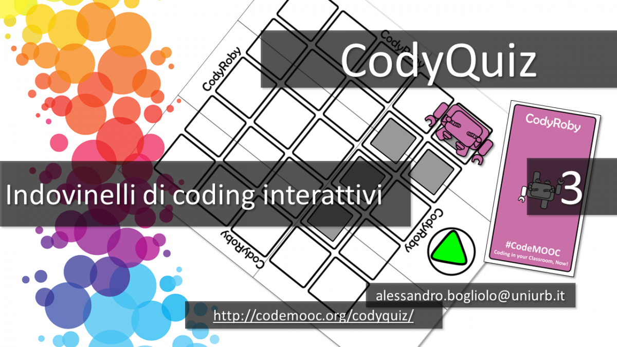 CodyQuiz in diretta streaming
