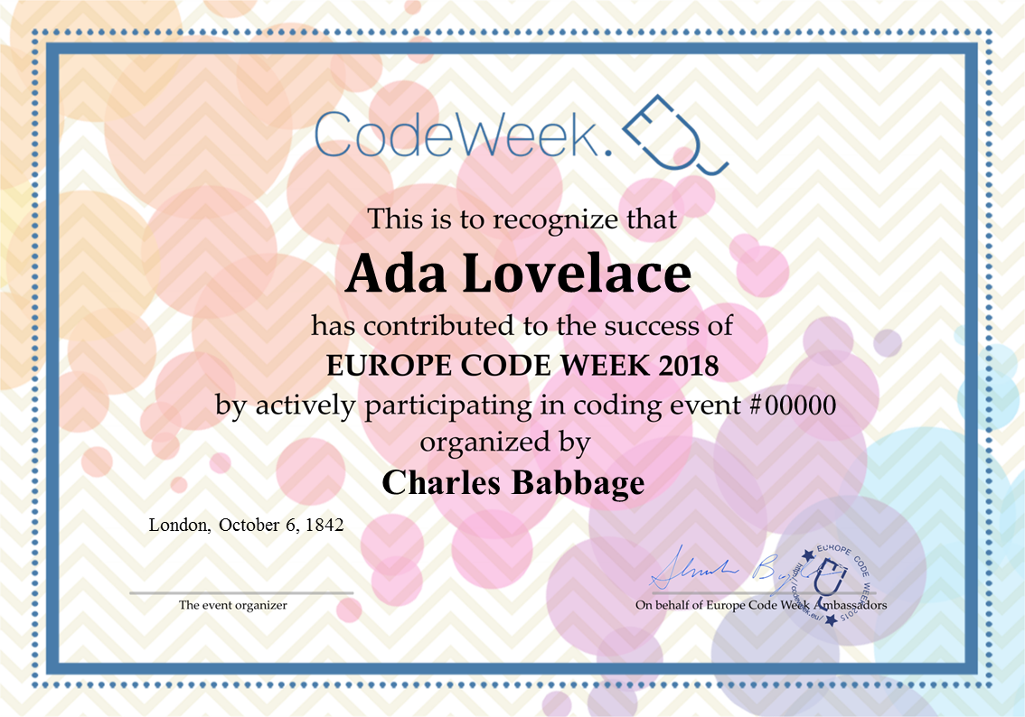 CodeEU-participation-award