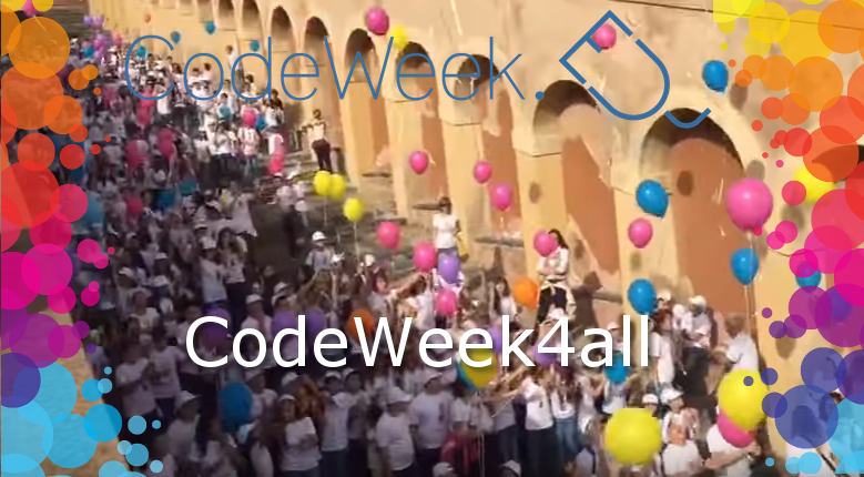 CodeWeek4all 2018